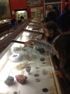Trinity Geology Museum